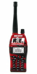 RACING ELECTRONICS #RE3000 Scanner 440CH Over The Air Programmable