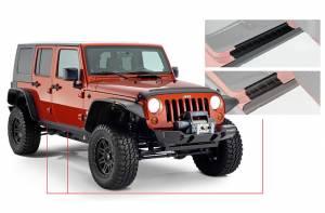 BUSHWACKER #14095 18-   Jeep Wrangler JL Trail Armor Rocker Panel