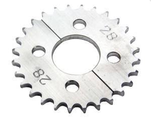 TANNER #75328 QM Axle Sprocket 28t