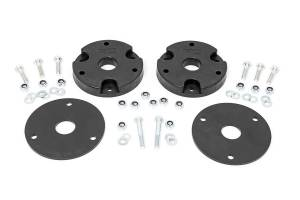 ROUGH COUNTRY #1323 2in Upper Strut Leveling Kit (19-20 Chevy / GMC