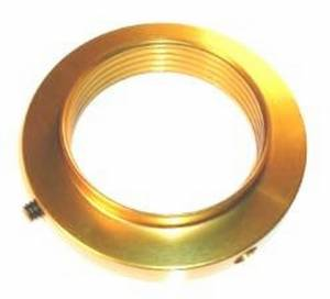 A-1 PRODUCTS #A1-12460 Coil Nut  Alum.