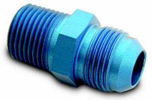 A-1 PRODUCTS #A1P81609 Adapter Straight #10 Flare 3/4in NPT