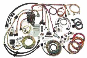 AMERICAN AUTOWIRE #500423 55-56 Chevy Classic Update Wiring System