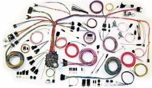 AMERICAN AUTOWIRE #500661 67-68 Camaro Wire Harnes System