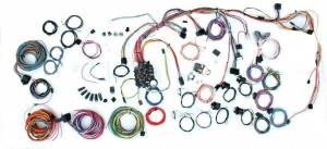 AMERICAN AUTOWIRE #500686 69 Camaro Wire Harness System