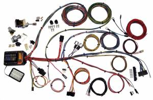 AMERICAN AUTOWIRE #510006 New Builder 19 Series Wiring Kit