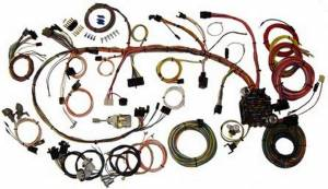 AMERICAN AUTOWIRE #510034 70-73 Camaro Wiring Harness