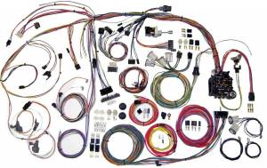 AMERICAN AUTOWIRE #510105 70-72 Chevelle Wiring Harness