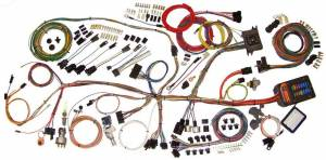 AMERICAN AUTOWIRE #510140 62-67 Nova Wiring Hrness System