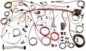 AMERICAN AUTOWIRE #510243 70 Mustang Wiring Harnes