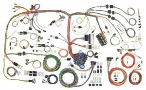 AMERICAN AUTOWIRE #510289 70-74 Challenger Wiring Harness