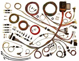 AMERICAN AUTOWIRE #510303 53-56 Ford P/U Wiring Harness