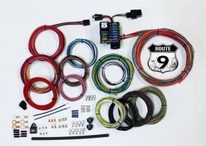 AMERICAN AUTOWIRE #510625 Route 9 Universal Wiring Kit