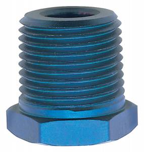 RUSSELL #661550 Reducer Bushing 1/4 NPT to 1/8 NPT