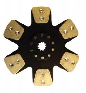 ACE RACING CLUTCHES #R105116K 10.5  Clutch Disc Metallic 1-1/8x10