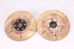 ACE RACING CLUTCHES #R725103K2 Clutch Pack 7.25in 2 Disc 10 Spline