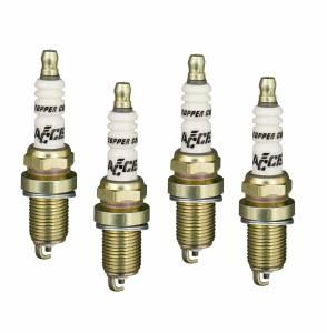 ACCEL #0416S-4 Spark Plugs 4pk