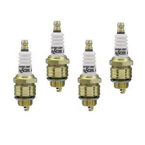 ACCEL #0437S-4 Spark Plugs 4pk