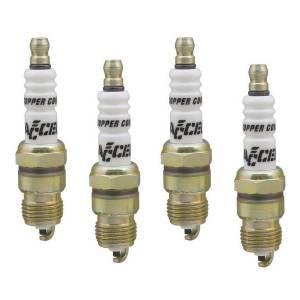 ACCEL #0576S-4 Spark Plugs 4pk 576s