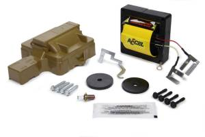 ACCEL #140013 Brute Thunder HEI Coil Yellow Wire
