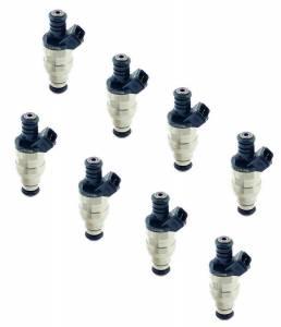ACCEL #150819 19lb High Impedance Fuel Injectors 8pk
