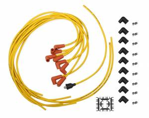 ACCEL #3009ACC Wire Set  7mm 90 Degree End Copper