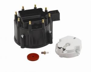 Gm Cap/Rotor Kit BLACK