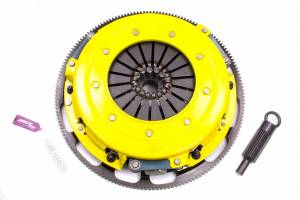 ADVANCED CLUTCH TECHNOLOGY #T2S-G01 Twin Disc Clutch Kit GM LS Engines