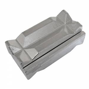 FRAGOLA #900061 Aluminum Vise Jaws (Pair)