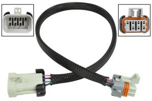 ICT BILLET #WEC0I30 Coil Wire Harness 24in E xt. Remote Mount Coils