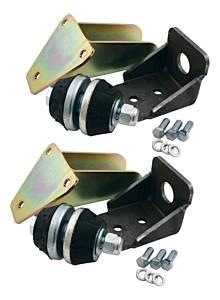 ADVANCE ADAPTERS #713001-S 87-2000 Wrangler SBC Motor Mounts
