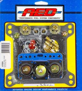ADVANCED ENGINE DESIGN #4150A 390-950CFM Holley Renew Kit - Alcohol
