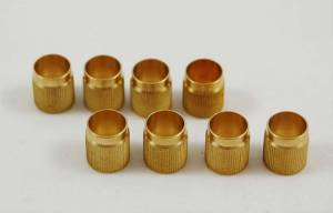 ADVANCED ENGINE DESIGN #7960 Bronze Throttle Shaft Bushings (8)