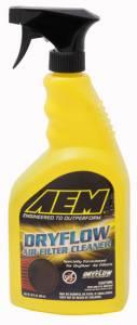 AEM #AEM-1-1000 Air Filter Cleaner Trigger Sprayer 32 Oz Bottle