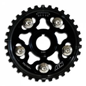 AEM #23-802BK Adjustable Cam Gear Black
