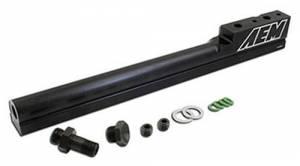 High Volume Fuel Rail Black