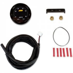 AEM #30-0303 X-Series Volt Gauge 8-18 Volt