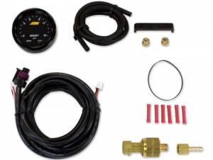 AEM #30-0309 X-Series Pressure Gauge 0-15psi.