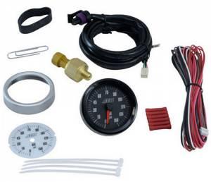 AEM #30-5135 Air/Oil/Fuel Pressure Analog Gauge 0-150psi