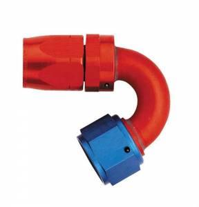 AEROQUIP #FBM4052 Swivel #6 150 Deg Elbow Hose End - Bulk