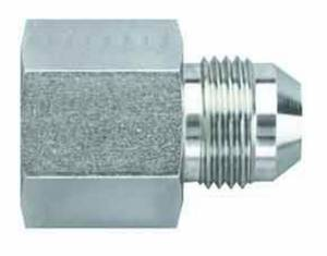 AEROQUIP #FCM2421 #10 Steel To -08 Reducer Fitting