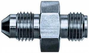 AEROQUIP #FCM2927 #4 To 3/8-24 Inverted Steel Adapter