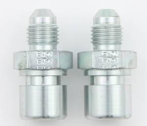 AEROQUIP #FCM2946 #4 To 10mmx1.0 Female Steel Adapter