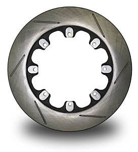 AFCO RACING PRODUCTS #6640104 Brake Rotor 11.75 x .810 8blt RH Slotted