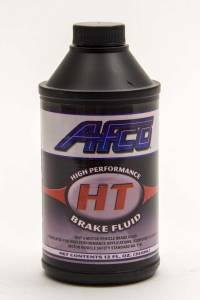 AFCO RACING PRODUCTS #AFC6691901 Brake Fluid HT 12oz Single