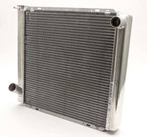 AFCO RACING PRODUCTS #80100FN Ford Radiator 19 x 22