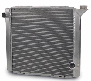 AFCO RACING PRODUCTS #80100LWN GM Radiator 19 x 22 Lightweight