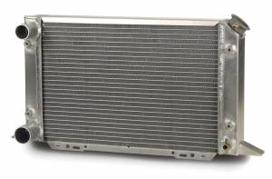 AFCO RACING PRODUCTS #80105N Radiator 13 x 21 Drag LH w/1.50in Inlet/O