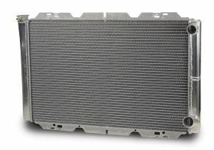 AFCO RACING PRODUCTS #80126N GM Radiator 19 x 31 Dual Pass