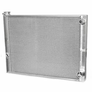AFCO RACING PRODUCTS #80185NDP-U GM Radiator 19 x 27.5in Dual Pass Lighweight